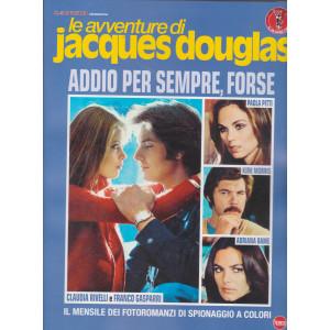Lancio presenta le avventure di Jacques Douglas - n. 2 - Addio per sempre, forse - mensile - dicembre 2020