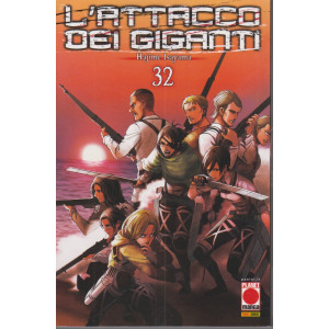 Generation Manga - n. 32 - bimestrale - 18 febbraio 2021