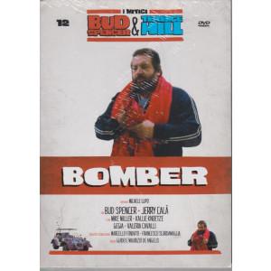 I Dvd di Sorrisi Speciale - n. 12 - I mitici Bud Spencer & Terence Hill  - dodicesima uscita  -Bomber-   aprile  2021
