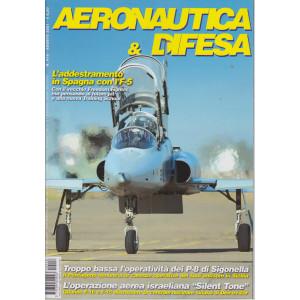 Aeronautica & Difesa - n. 418 - agosto  2021 - mensile
