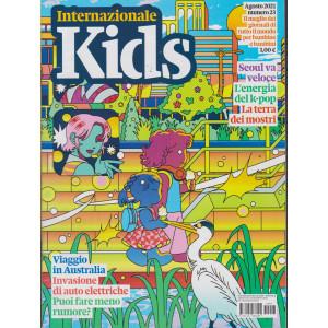 Internazionale Kids - n. 23 - mensile - agosto 2021
