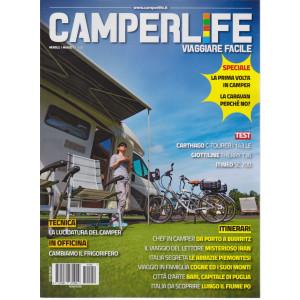 Camperlife -  n. 102 - mensile - maggio  2021