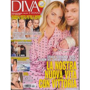 Diva e donna - n. 14 - 6 aprile  2021 - settimanale femminile