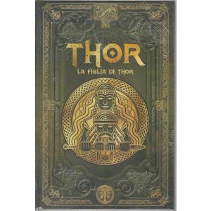 Mitologia Nordica-Thor la figlia di Thor  -  n. 20 - settimanale - 12/2/2021- copertina rigida