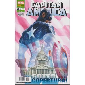 Capitan America -n. 129 - Sotto copertura!- mensile - 10 dicembre 2020