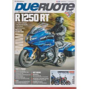 Dueruote +Tutto caschi - n. 192 -aprile 2021 - mensile - 2 riviste