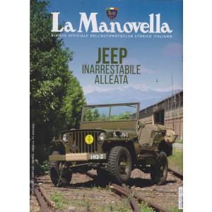 La Manovella - n. 7-  luglio 2021- mensile