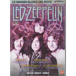 Classic Rock - Led Zeppelin- n. 3 - bimestrale -giugno - luglio 2021