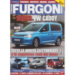 Furgoni Magazine - n. 46 - bimestrale - maggio - giugno  2021 -