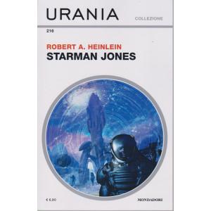Urania Collezione - n. 216 - Robert A. Heinlein - Starman Jones- gennaio 2021 - mensile