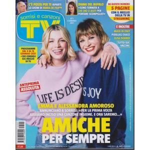 Sorrisi e Canzoni tv - n,. 1 - settimanale - 5 gennaio 2021