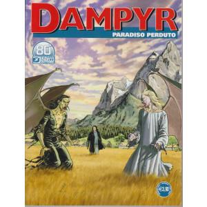 Dampyr - Paradiso perduto - n. 250 - 5 gennaio 2021 - mensile