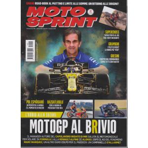Motosprint - n. 2- settimanale -12/18 gennaio 2021