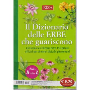 Alimentazione naturale -Il Dizionario delle erbe che guariscono - n. 65 -marzo 2021