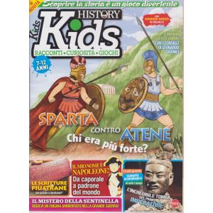 Bbc History Kids - n. 3 - maggio - giugno   2021 - bimestrale - 7-12 anni