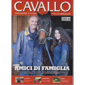 Cavallo Magazine & Lo Sperone - n. 406 - dicembre  2020 - mensile