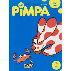 Pimpa - n. 407 -luglio  2021 - mensile