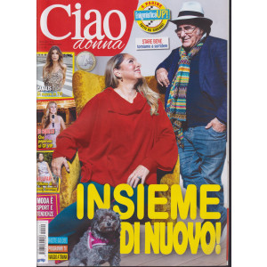 Ciao Donna - n. 9 -  mensile -ottobre 2021