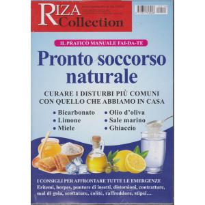 Riza Collection - n. 19 - Pronto soccorso naturale -  bimestrale -aprile - maggio 2021