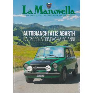 La Manovella - n. 4-  Autobianchi A112 Abarth  -  aprile  2021- mensile
