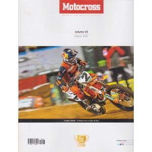 Motocross - n. 3 - mensile - marzo  2021