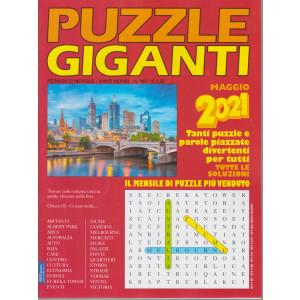 Puzzle Giganti - n. 445 - mensile - maggio   2021