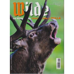Wilde - n. 22 - bimestrale -settembre - ottobre 2021