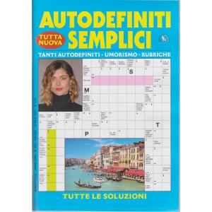 Autodefiniti semplici - n. 103 - marzo - aprile 2021- bimestrale