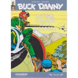 Buck Danny - Le tigri volanti alla riscossa - n. 8 - settimanale