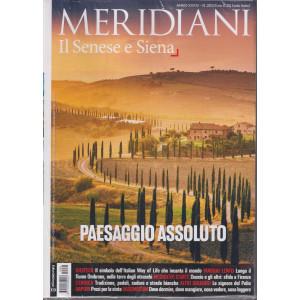Meridiani - Il Senese e Siena- n. 263 - 28/9/ 2021 - bimestrale