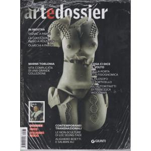 Art e dossier -n. 385 -+ Hals-  mensile - marzo 2021- 2 riviste