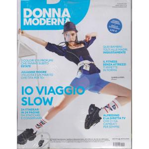 Donna Moderna  + Giallo zafferano - n.26 - 10 giugno  2021 - settimanale - 2 riviste