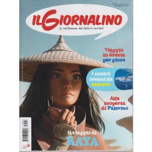 Il Giornalino - n . 18- settimanale - 2 maggio  2021