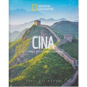 National Geographic -Cina. All'ombra della grande muraglia-   n. 26 - settimanale - 26/2/2021- copertina rigida
