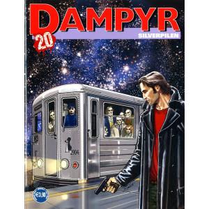 Dampyr - N° 243 - Silverpilen - Bonelli Editore