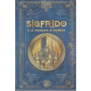 Mitologia Nordica- Sigfrido e la promessa di Brunilde  -  n. 26- settimanale - 26/3/2021- copertina rigida
