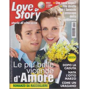 Love Story - n. 9 -9 marzo 2021  - settimanale