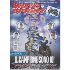 Motosprint - n. 12- settimanale - 23/29  marzo 2021 - 2 riviste