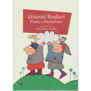 Gianni Rodari  - Fiabe e Fantafiabe - n. 26 - settimanale - 87 pagine