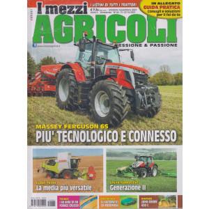 I mezzi agricoli - n. 64 - ottobre - novembre 2021 - bimestrale + in allegato Guida pratica. Consigli e soluzioni per il fai da te - 2 riviste