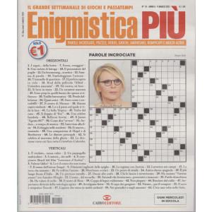 Enigmistica Piu' - n. 10  - settimanale -9 marzo 2021
