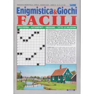 Enigmistica & Giochi facili - n. 11 - bimestrale  - aprile - maggio 2021
