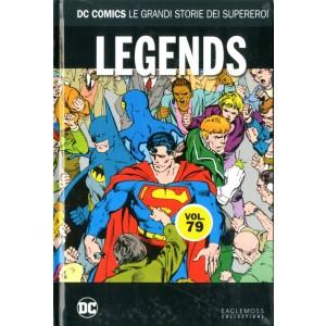 Dc Comics Le Grandi Storie... - N° 79 - Legends - Le Grandi Storie Dei Supereroi Rw Lion