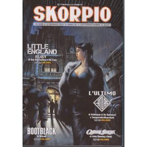 Skorpio - n. 2289 - 14 gennaio 2021 - settimanale di fumetti
