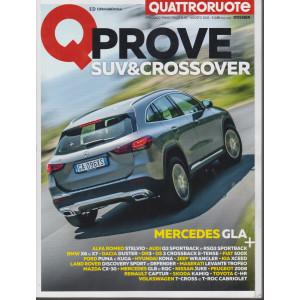 Quattroruote Dossier - Q Prove - Suv&Crossover - n. 83  trimestrale - agosto 2020