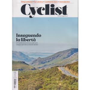 Cyclist - n. 57 - mensile -ottobre  2021 -