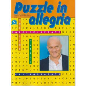 Puzzle in allegria - n. 341 - mensile - novembre  2021