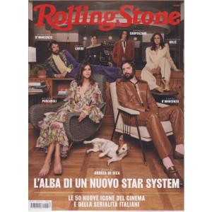 Rolling Stone   - n. 2 - mensile -luglio 2021 -