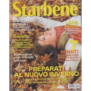 Starbene - n. 111 - novembre  2021 - mensile