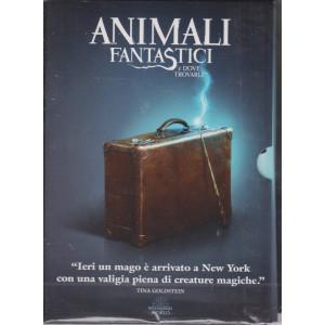 I dvd Sorrisi collection - n. 15 -Animali fantastici e dove trovarli  - 11 maggio  2021 - settimanale -  nona uscita
